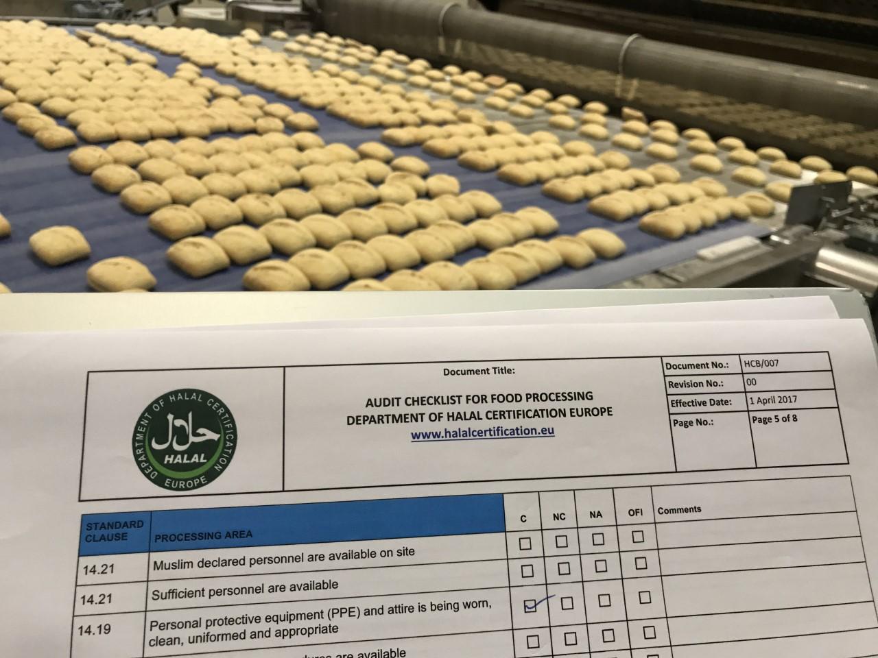 Department Of Halal Certification Eu Accreditation Certification