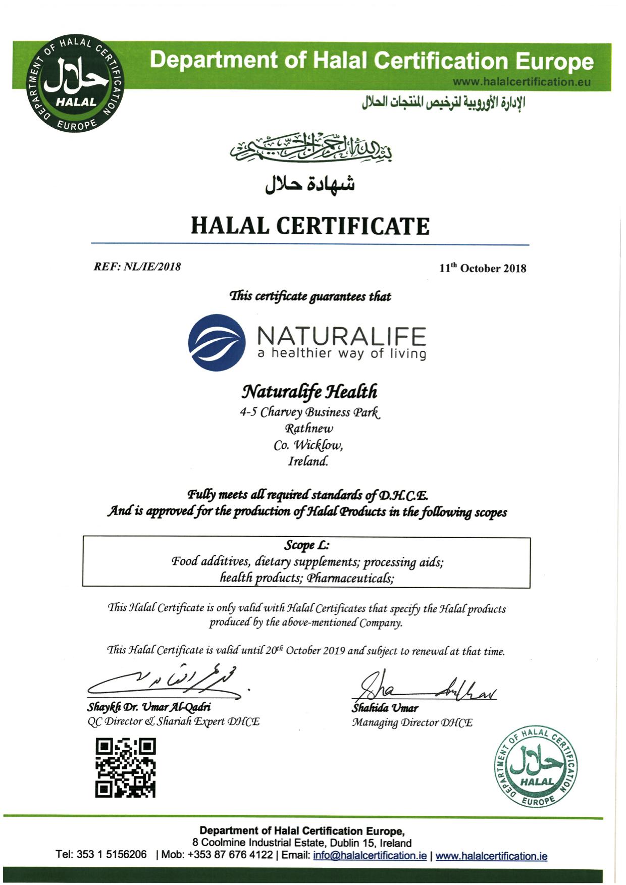 Uncategorized – Page 3 – Department of Halal Certification EU